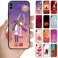 For OPPO Series - Valentine's Love Theme Mobile Phone Back Case Cover #1
