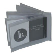 High Quality Plastic Inserts for Bifold Trifold Wallets. Set of 2