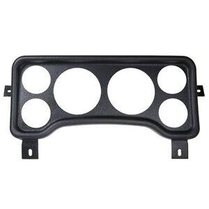 Auto Meter 5381 Direct Fit 6 Gauge Panel For 96-06 Wrangler TJ/99-01 Cherokee XJ
