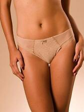 CHANTELLE INTIMATES CHIC SEXY 3643 BRAZILIAN PANTIES SZ XL nude