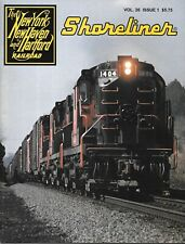 Shoreliner V6 N1 1995 New Haven Pullman Business Cars Rubber Tire Trucks FL-9