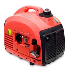 MOBILER Stromerzeuger Stromgenerator Generator Notstromaggregat -2000W- CAMPING