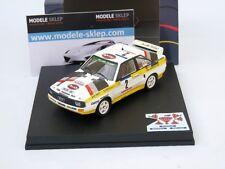 Trofeu 2801 Audi Sport Quattro #2 Tour de Corse 1984 - Walter Rohrl 1/43 Scale
