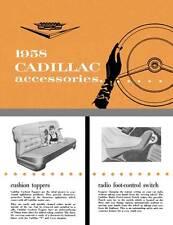 Cadillac 1958 - 1958 Cadillac Accessories