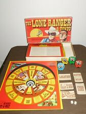 VINTAGE TOY 1978 THE LONE RANGER & TONTO BOARD GAME *COMPLETE*