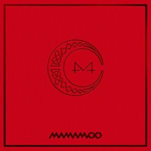 MAMAMOO [RED MOON] 7th Mini Album CD+PhotoBook+PhotoCard K-POP SEALED
