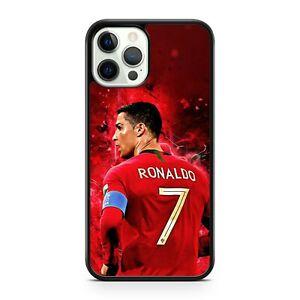 Cristiano Ronaldo CR7 Football Soccer Sports GOAT Superstar Phone Case Cover