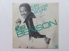 GEORGE BENSON Turn your love around 17877