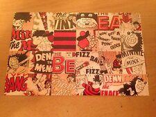 Beano Themed Postcard #6 - NEW