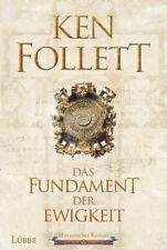 Das Fundament der Ewigkeit von Ken Follett (Portofrei)