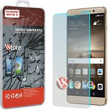"""2 Film Glass Tempered For Huawei Mate 9 Protection LCD Display 5,9"""""""