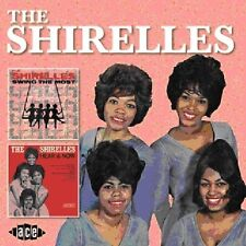 The Shirelles - Swing the Most / Hear & Now [New CD] UK - Import