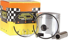 SPI 09-716-04 Style Piston Kit With Ring - Coated 100mm