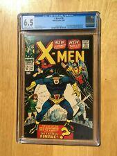 X-MEN #39 CGC 6.5 (Marvel 12/1967)