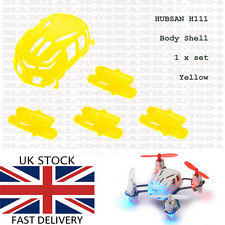 Hubsan Q4 H111 Body Shell 1x set (yellow) - Spare Parts for Quadcopter Drone
