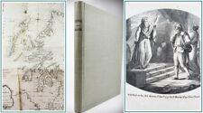 1777**RONA**POEM IN 7 BOOKS*FOLDING HEBRIDES MAP*SCOTTISH HIGHLANDS*EPIC TRAGEDY