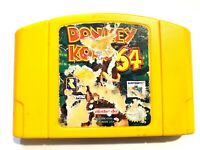 Donkey Kong 64 Nintendo 64 N64 Game - Tested - Working - 100% Authentic!