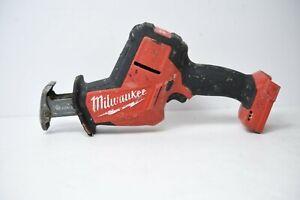 Milwaukee Hackzall Reciprocating Saw USED NO BATTERY
