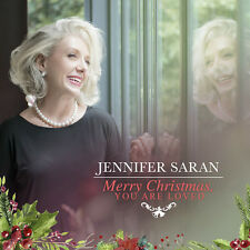 Jennifer Saran - Merry Christmas You Are Loved [New CD]
