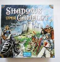 Shadows Over Camelot board game - Days Of Wonder