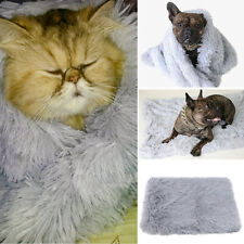 Pet Blanket Winter Dog Cat Bed Mat Warm Sleeping Mattress Soft Carpet MP