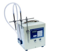 CE Double filling heads Microcomputer control liquid filling machine