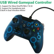 USB Wired Controller Gamepad Joystick for Microsoft XBOX ONE PC WINDOWS 7 8 10