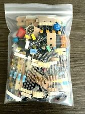 1 Lb Back To School Electronic Parts Lot Components Grab Bag All Unused Diy New