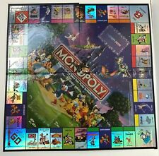 Monopoly Disney Edition Replacement BOARD ONLY 2001