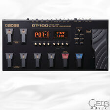 Boss GT-100 (V2.0) Floor Amp and Effects Pedal - GT-100