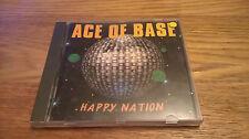 ACE OF BASE - HAPPY NATION CD  Album
