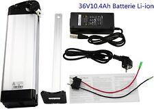 Batterie Vélo Electrique E-Bike Lithium 36V10.4Ah 385Wh pour Prophete+Chargeur