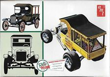 1/25 Amt 869 - 1925 Ford 'T' Fruit Wagon Plastic Model Kit