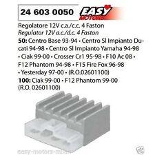 REGOLATORE DI TENSIONE MALAGUTI CIAK-F12 PHANTOM 50-100cc/F15 FIRE FOX-F12R 50cc