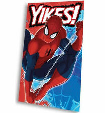 Kids Avengers Spiderman Marvel Bags Wallet Towel Watch Cap Blanket 100x150 Cm Spider 1