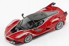 Bburago Ferrari FXX-K #10 1:24 Red Race Diecast Car