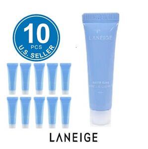 LANEIGE Water Bank Hydro Cream Ex 10ml x 10pcs (100ml) US Seller