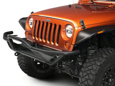 JEEP WRANGLER JK FRONT BUMPER WITH GRILLE GUARD