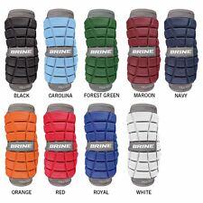 New Brine Clutch Ap M Lacrosse Arm Pads -Medium - Maroon