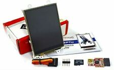 4D Systems SK-32PTU TFT LCD Colour Display Starter Kit / Touch Screen, 3.2in, 24
