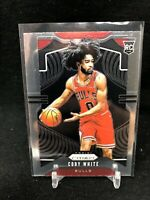 2019-20 Panini Prizm Coby White Base Rookie Card RC 253 Chicago Bulls U84