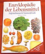 Enzyklopaedie der Lebensmittel , Seehamer Verlag , HC , 1996 , TOP