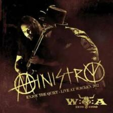 Ministry - Enjoy The Quiet-Live At Wacken 2012 Blu-Ray #79866