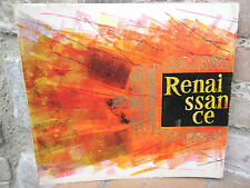 * RENAISSANCE, histoire du vieux Lyon, texte en français, anglais et allemand