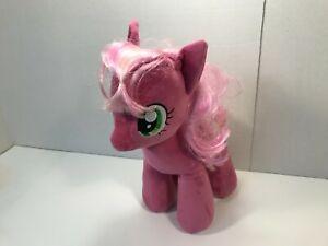 Build A Bear BAB My Little Pony MLP Cheerilee Pink w/ Flower Plush Stuffed