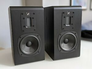 Quad S-2 S Series Loudspeakers Black - S2 Speaker
