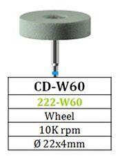 Diamond Green Stone Besqual CD-W60 Wheel for Zirconia and Porcelain
