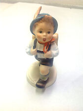 M.I. Hummel 1970 Figurine Goebel W Germany Collectible! School Boy!
