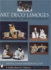Fachbuch Art Deco Limoges, Porzellan der Limoges Manufakturen, mit Register, NEU