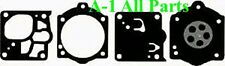 Carburetor Carb Kit Walbro D10 / D11-WJ  D2-WJ Gaskets Diaphragms -- MADE IN USA